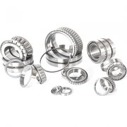 The most common use of tapered roller bearings